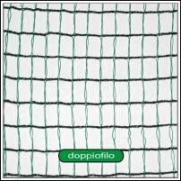 Doppiofilo - Crop Harvest Net for olives, nuts, fruits